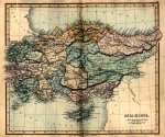 Turkey - Asia Minor in 1849
